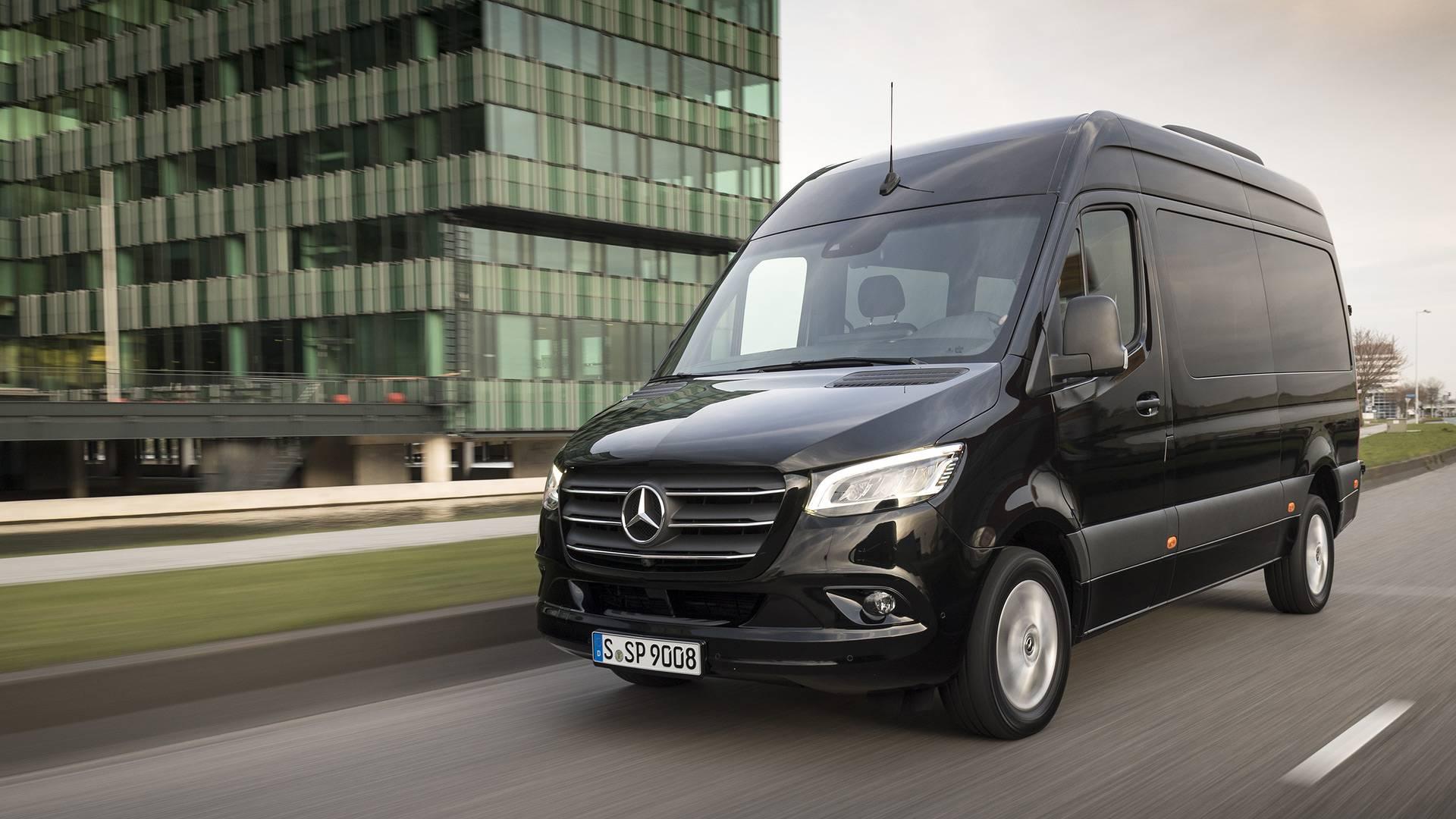 2019 Mercedes Sprinter Van Chassis Recall