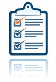 VIN Report Checklist