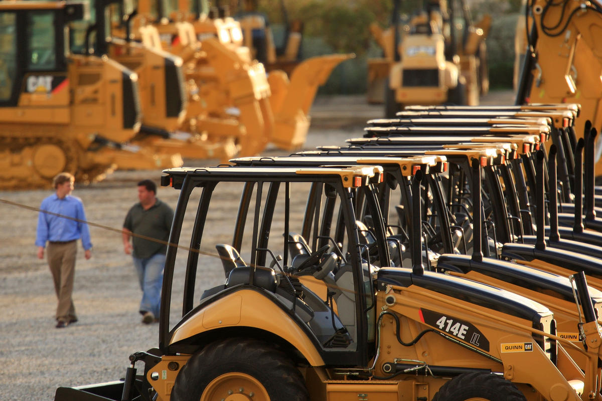 Caterpillar Factory Shut Down