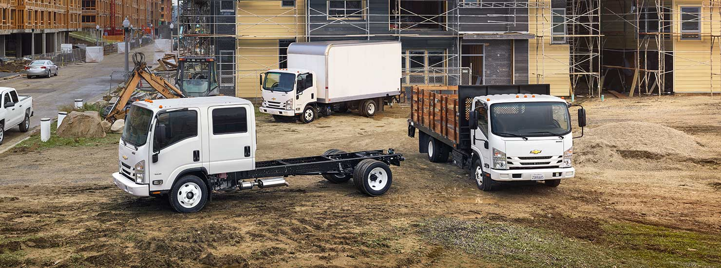 Chevrolet Low Cab Forward & Isuzu NPR HD Truck Recall