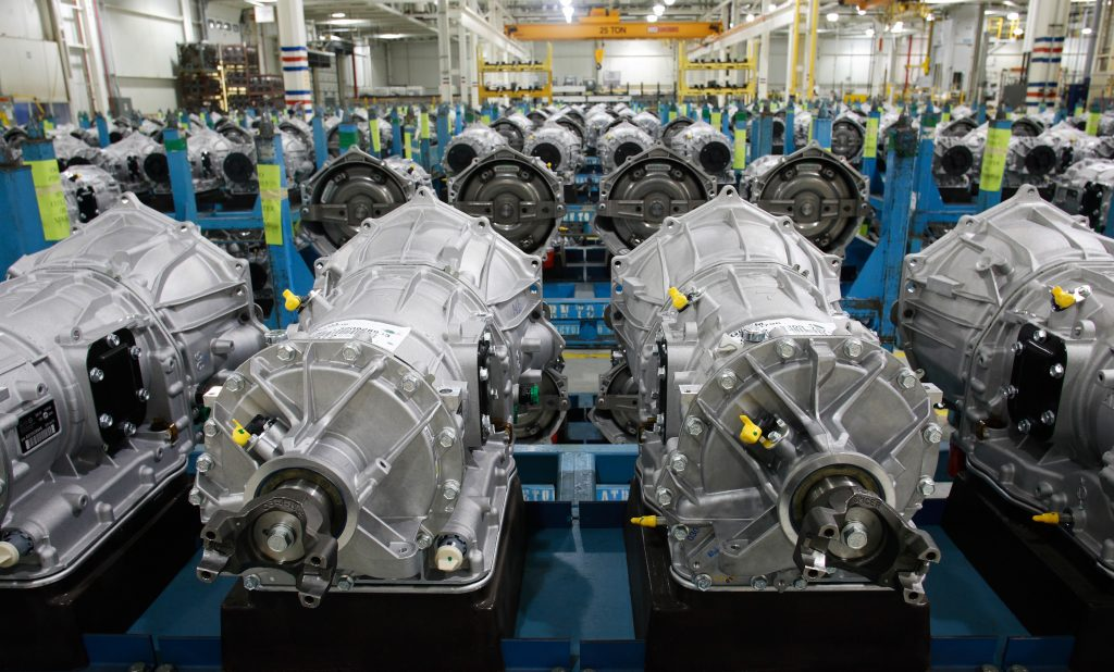 Dana Spicer Electric E Axle Driveline Technology Bigrigvin