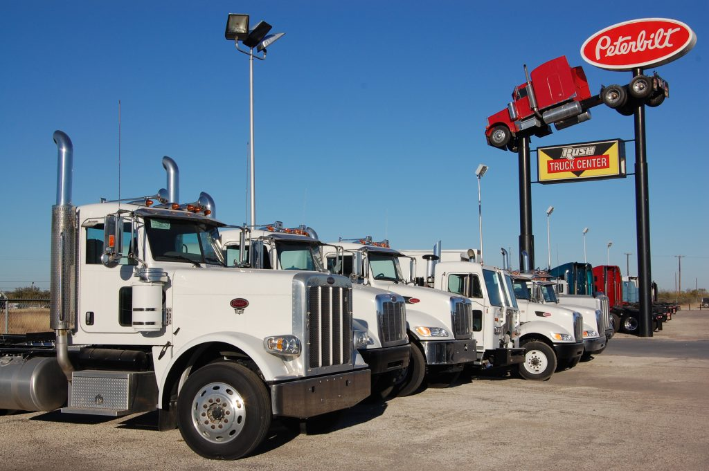 Class 5-8 Truck Orders Up