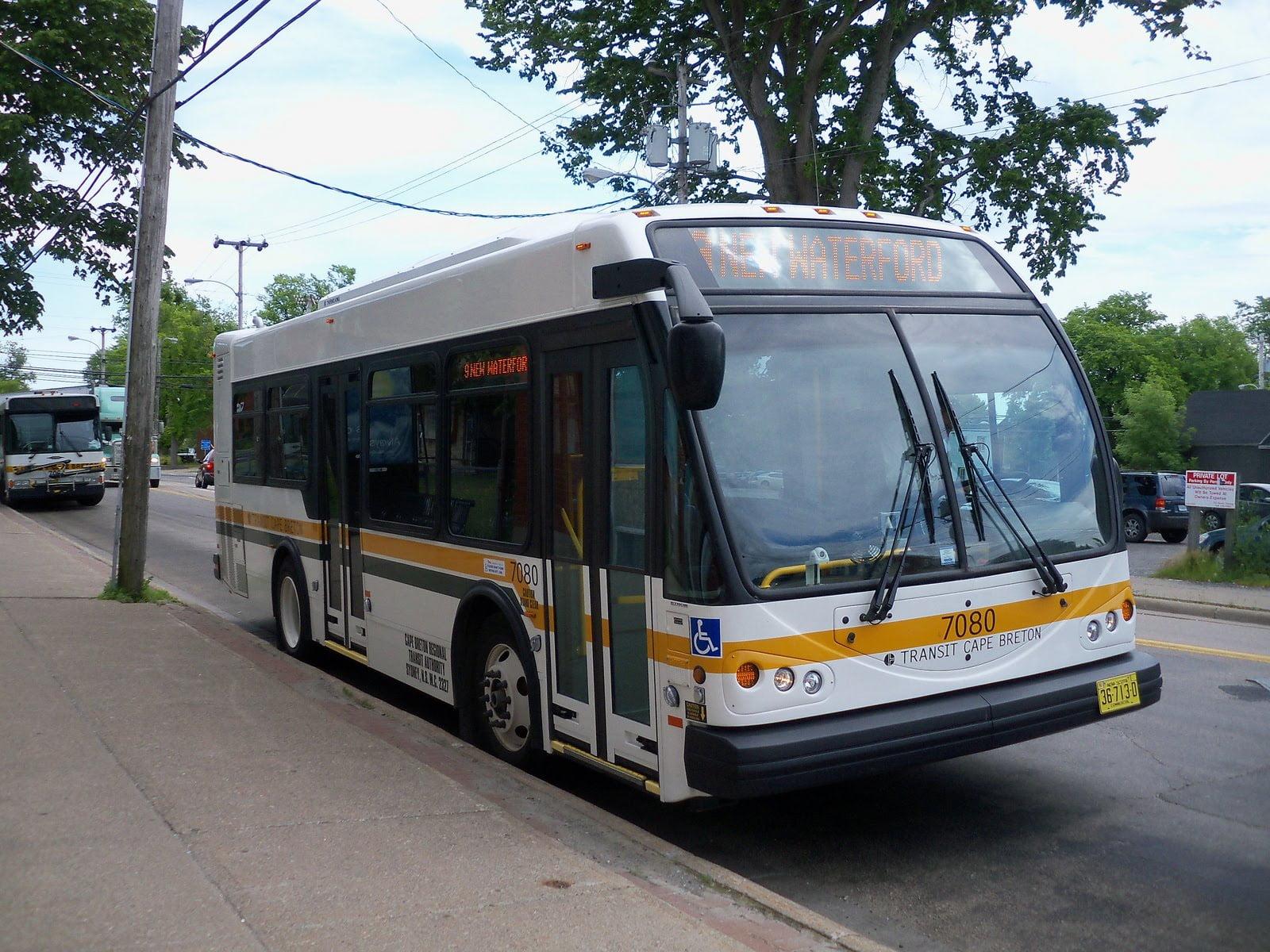 Eldorado National California EZ Rider II Transit Bus