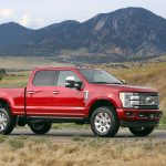 2017 Ford F-250 Super Duty Trucks Rollaway Recall