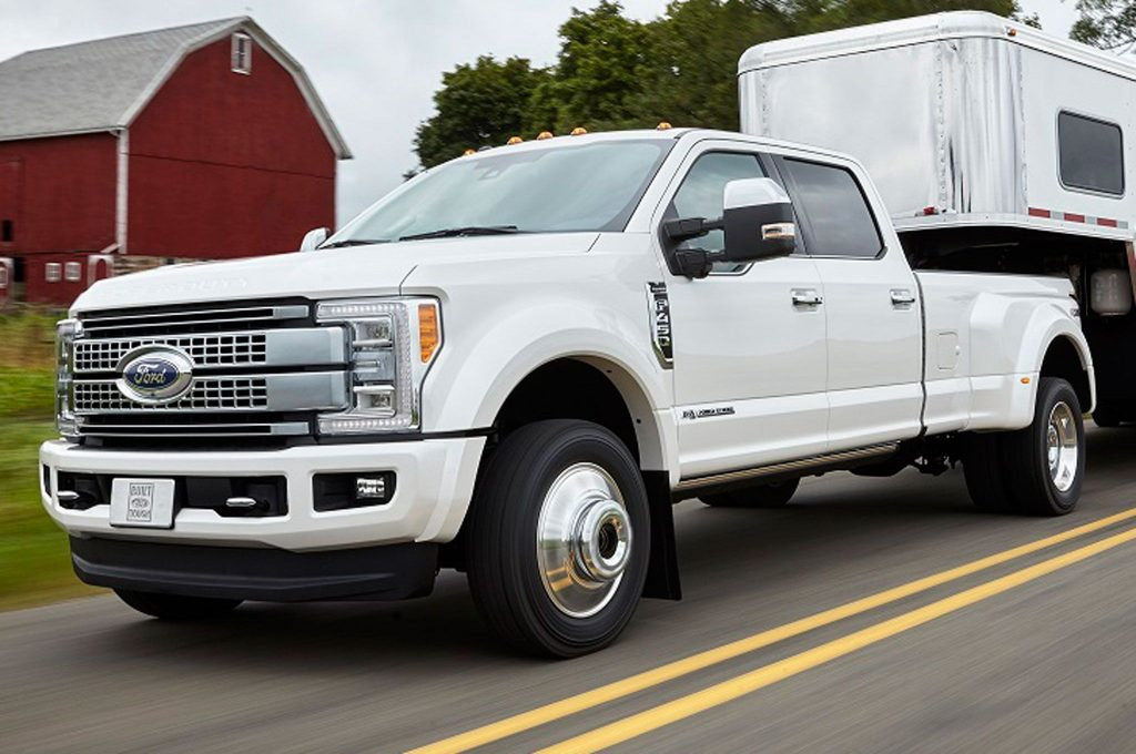 2017 Ford Super Duty Recall Alert