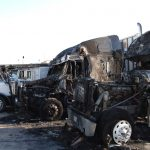 Commercial Truck Arson in Brooklyn