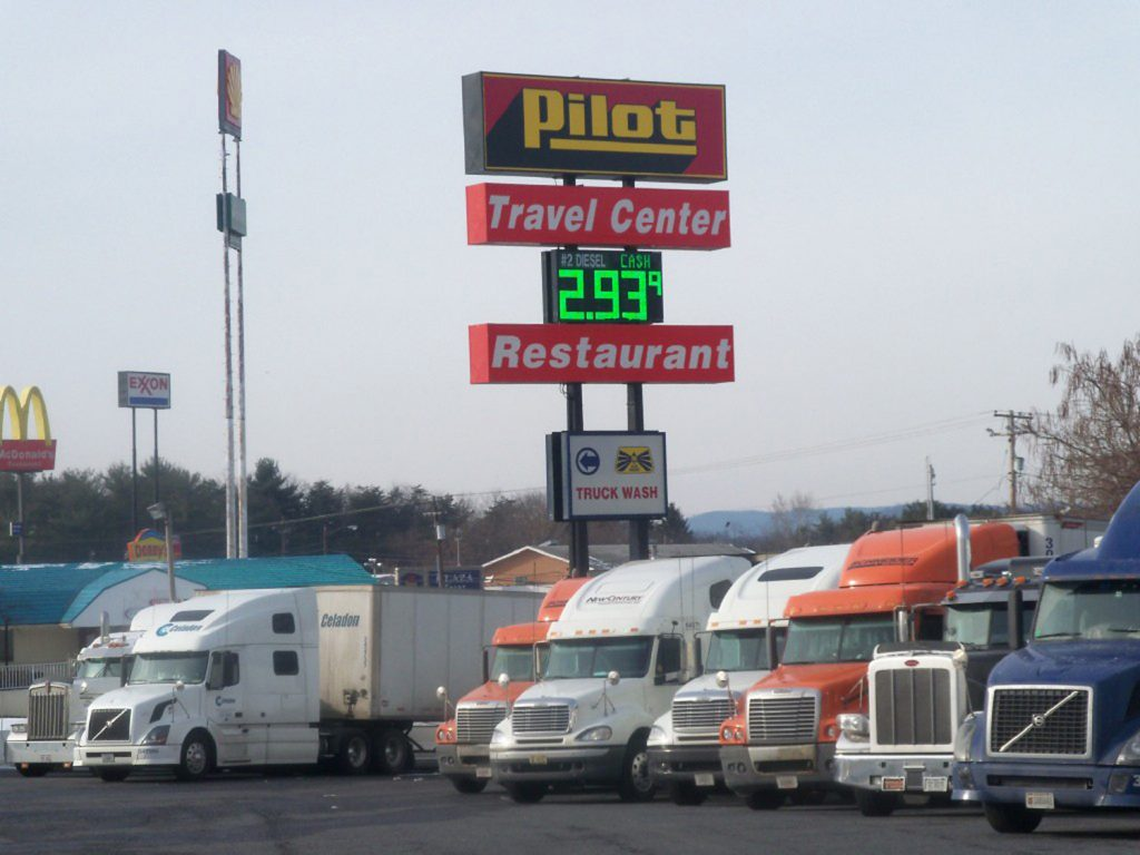 Diesel Fuel Taxes Raised in California and Tennessee