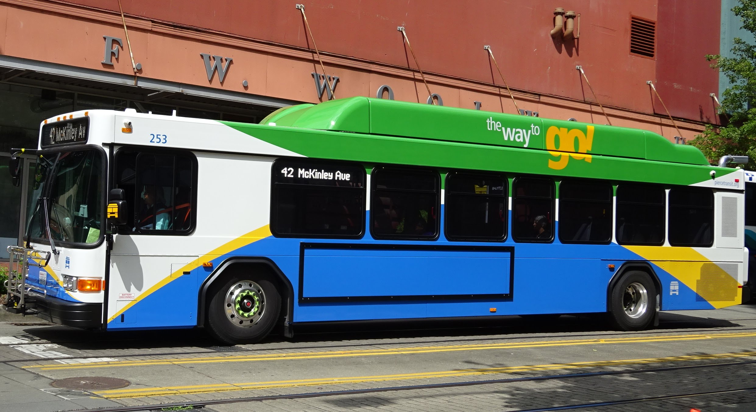 Gillig Low Floor Transit Bus Brake Line Recall