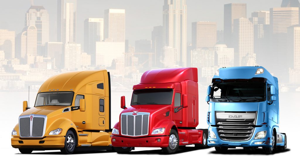 Nvidia & Paccar Announce Partnership on Self-Driving Trucks