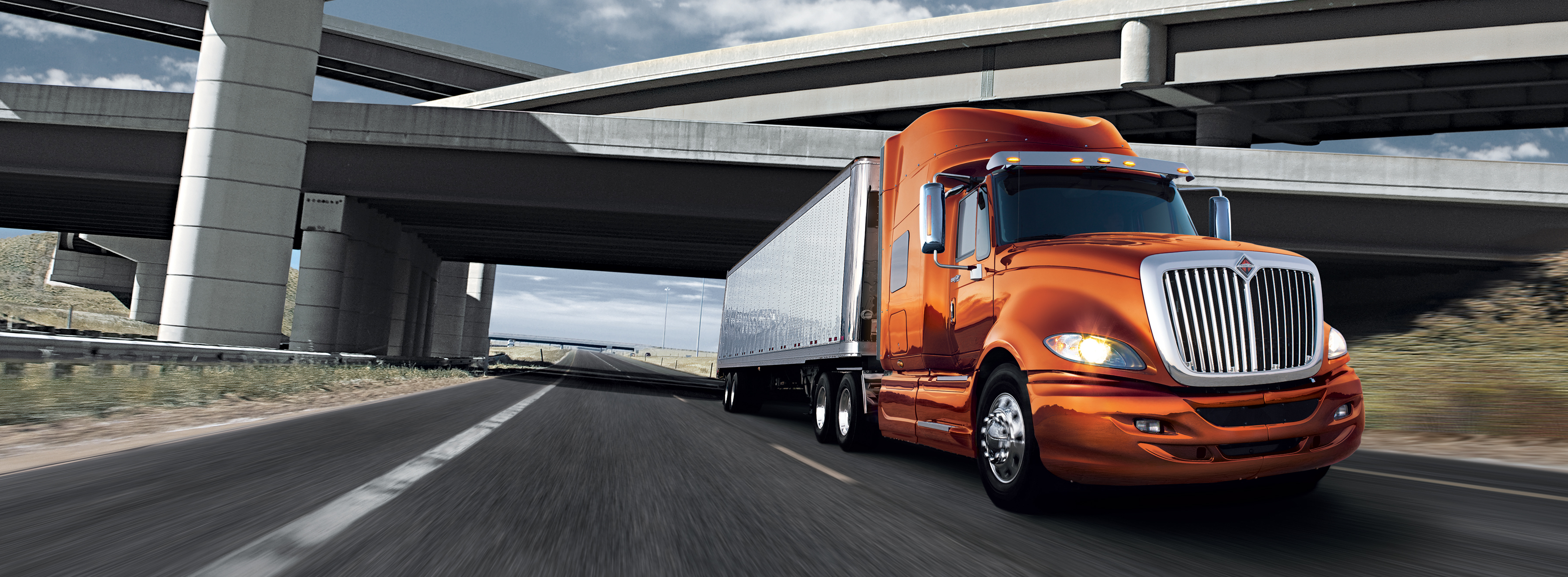 International Navistar Prostar Commercial Truck Class 8