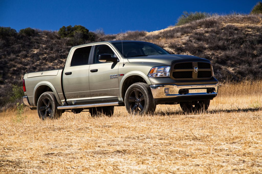 U.S. Department of Justice Sues Fiat Chrysler over EcoDiesel Emissions Scandal