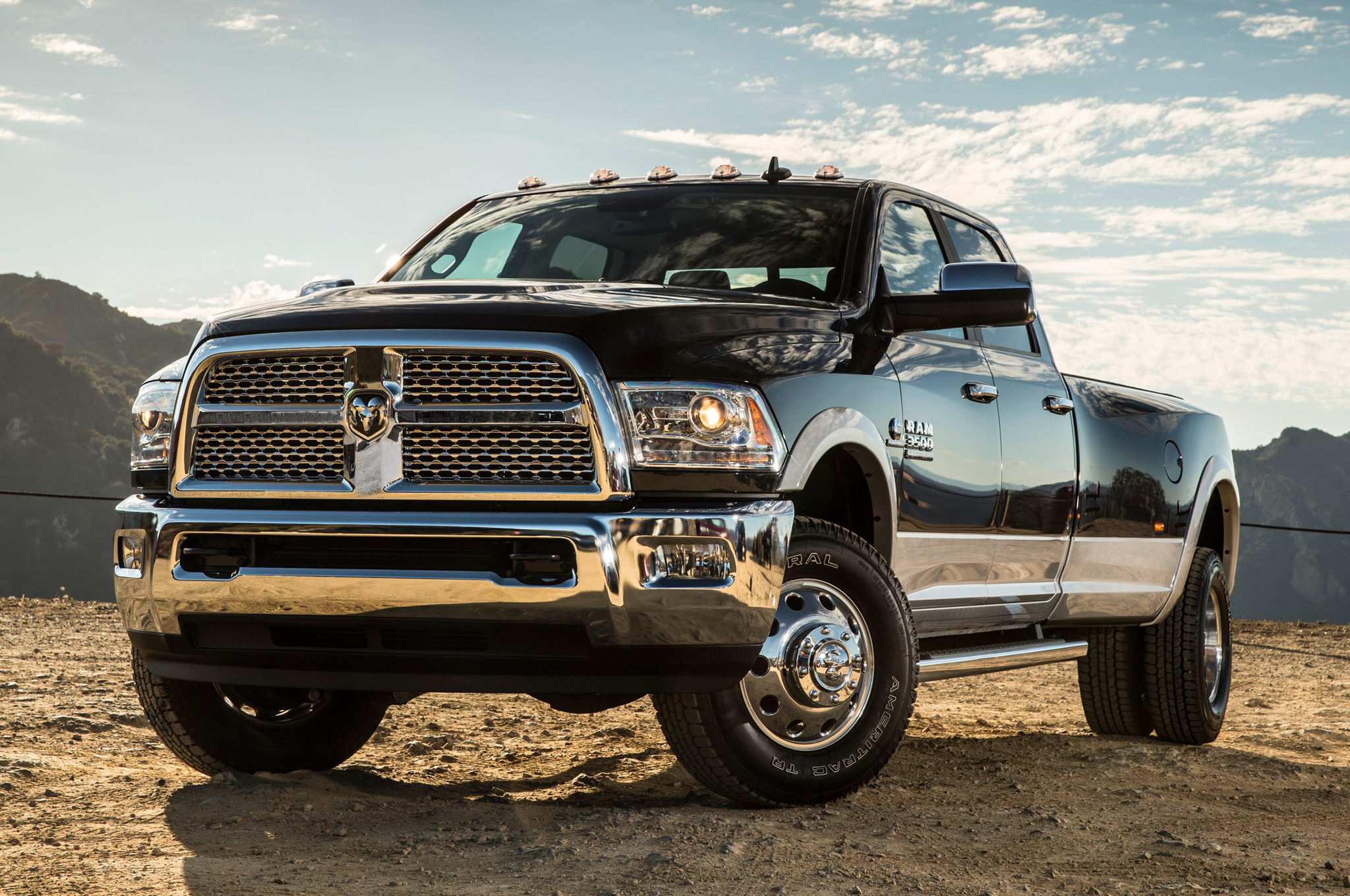Dodge Ram 2500 3500 Track Bar Recall