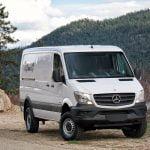 Daimler Sprinter Van Drive Shaft Recall Alert