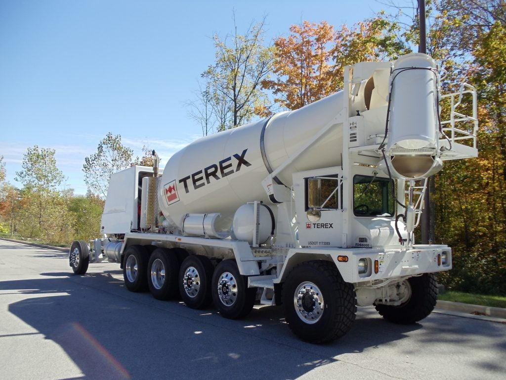 2016 Terex Concrete Mixer Truck Recall | BigRigVin