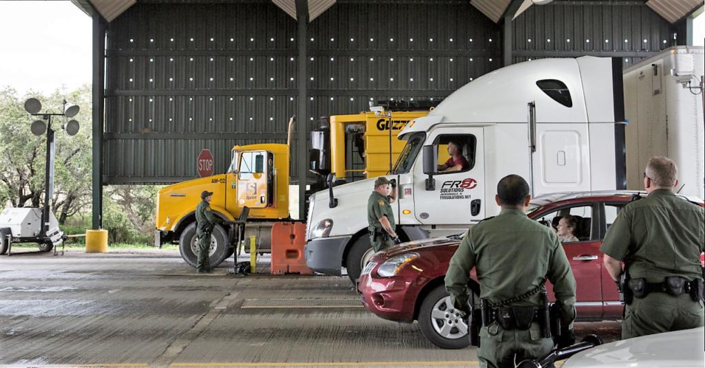 Emergency Declaration for Trucking Relief Supplies