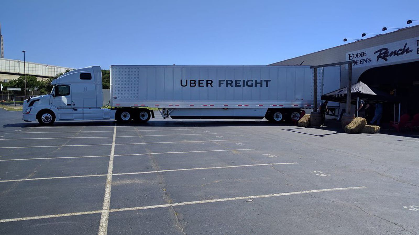 Uber Freight Launches For Trucking Companies and Owner-Operator Truck Drivers