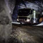 Volvo Autonomous Construction Truck Miners