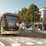 Volvo's All Electric 7900 Bus