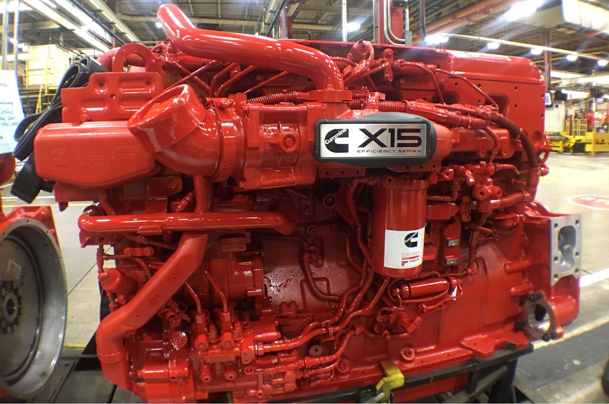 Cummins X15 Diesel Fuel Pump Recall Alert | BigRigVin