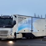 Volvo's New Alternative Power Train Hybrid Truck
