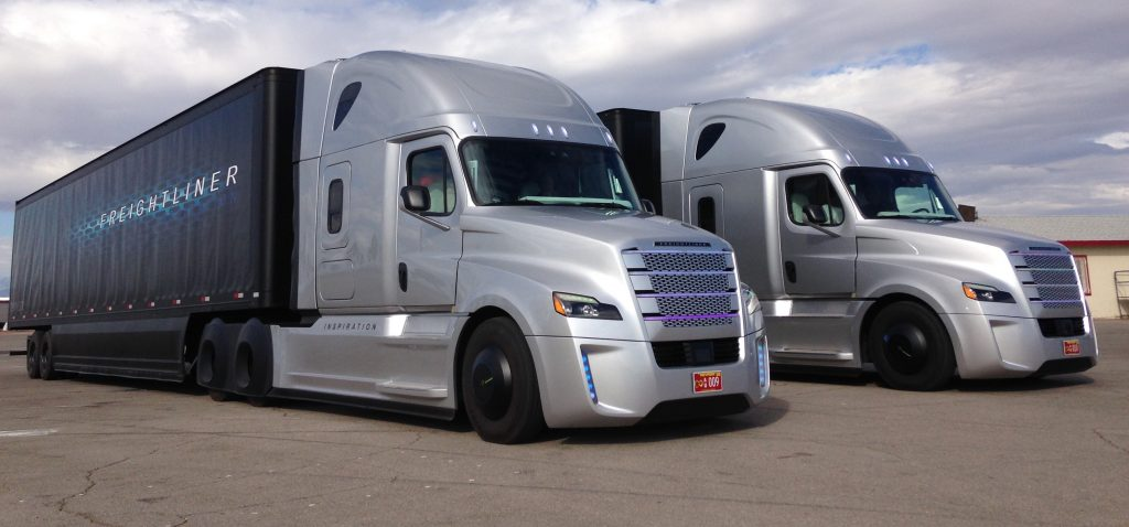 Highly Automated Commercial Vehicle Webcast April 24 Atlanta