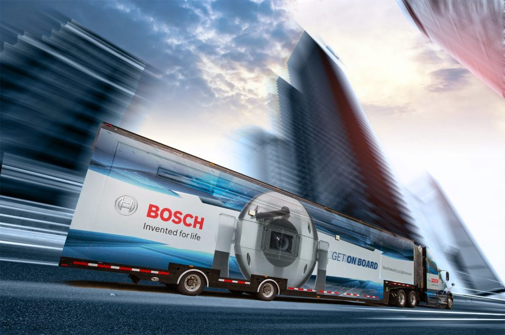 Bosch to Supply Nikola Hydrogen Electric PowerTrain