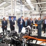 Mitsubishi Fuso eCanter Electric Medium Duty Commercial Truck Production Starts