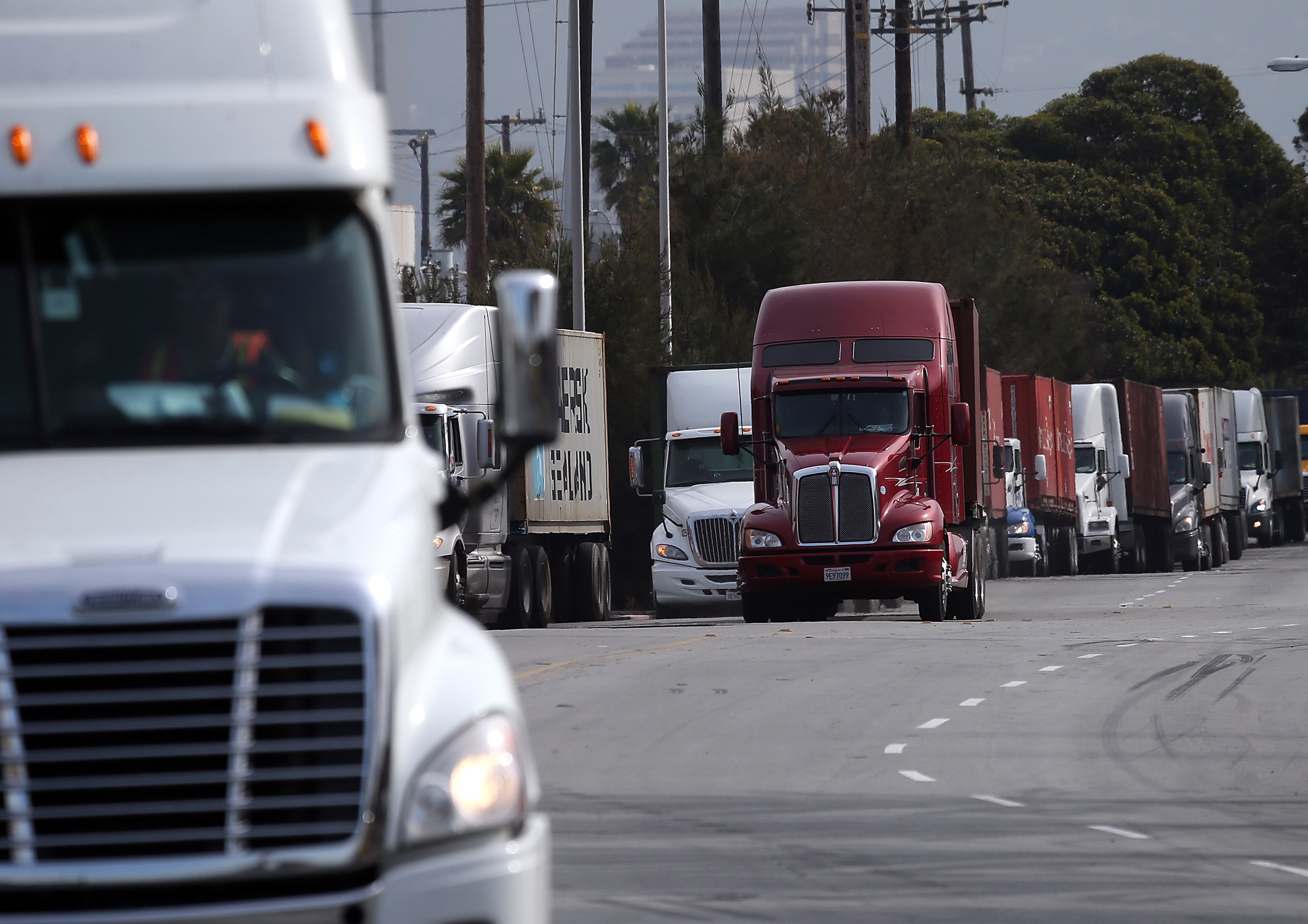 New Commercial Truck Emissions Rules