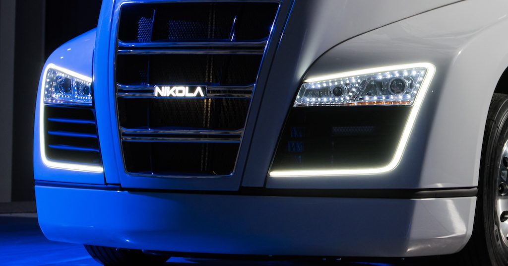 Electric Truck Sales Predicted to Increase Ten Fold
