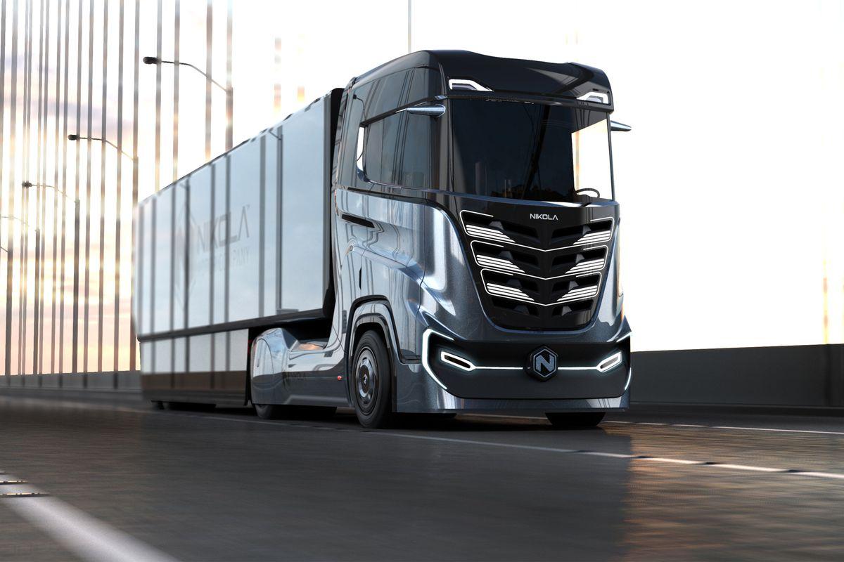 nikola hyundai toyota hydrogen fuel cell truck partnership