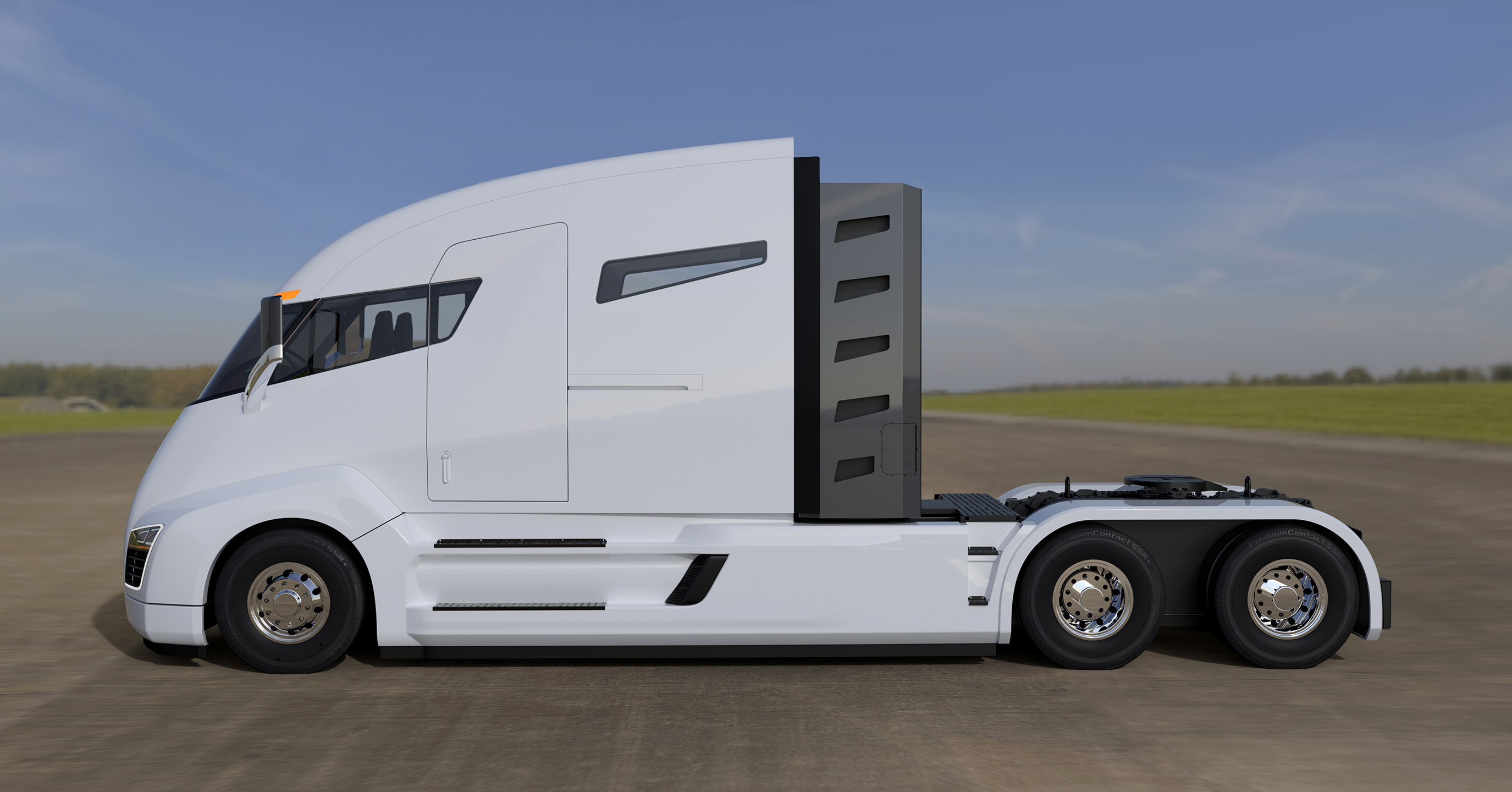 Nikola One Electric Truck